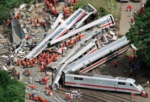 TOPSHOTS-GERMANY-TRAIN-ACCIDENT